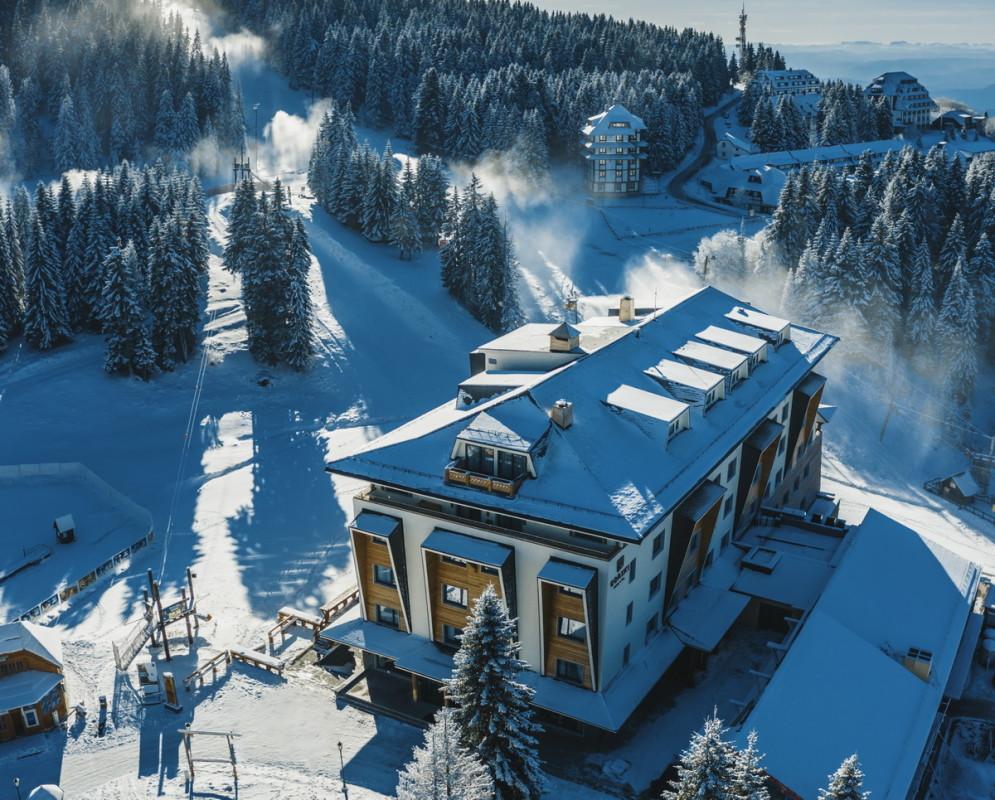 Gorski Hotel & Spa 4*